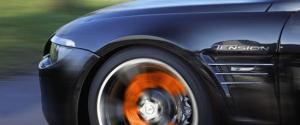 Hot Brake on Wheel